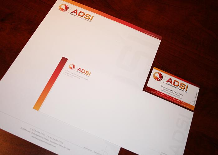 ADSI Stationery
