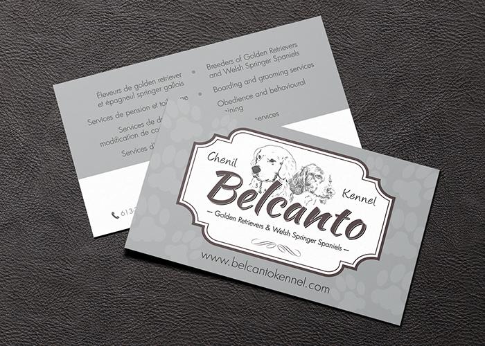 Belcanto Business Card