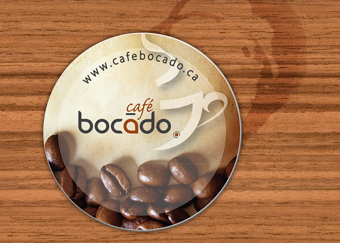 Bocado Coaster