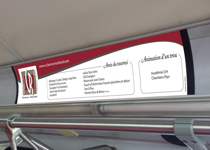 Cite CR Bus Ad
