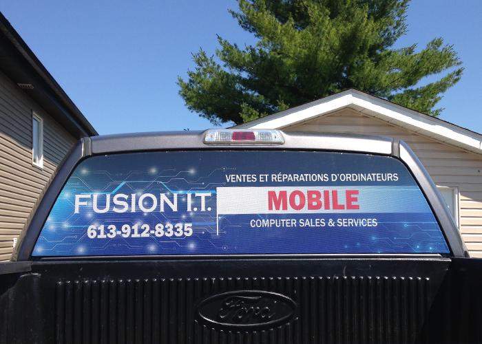 FusionIT Car Vinyl