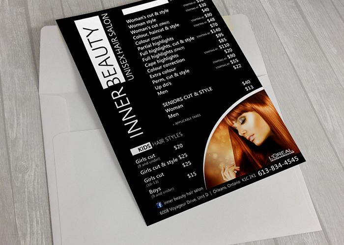 Inner Beauty Postcard