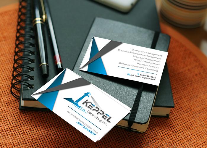 Keppel Business Card