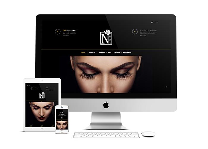 Nectar-Website