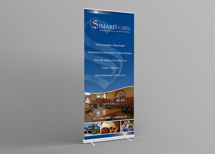 Simard Popup Banner
