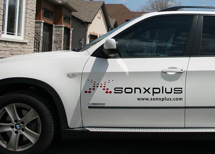 SonXPlus Car Vinyl 2
