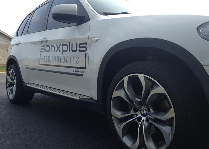SonXPlus Car Vinyl 3